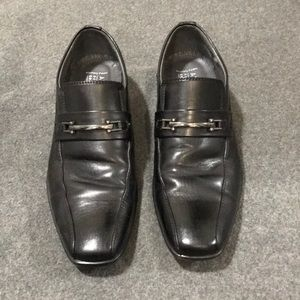 Apt 9 Wendell Black Men's Dress Shoes